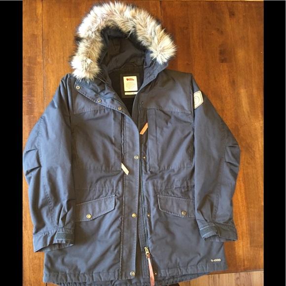 b151fd701 Fjällräven Sarek Winter Jacket, Women's size M. M_5b1ab82bc61777486aa694fa